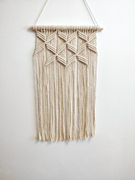 Makramee-Wandbehang Anouk 60 cm